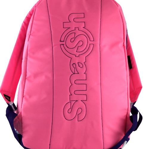f8e6886c329 Studentský batoh Smash růžová