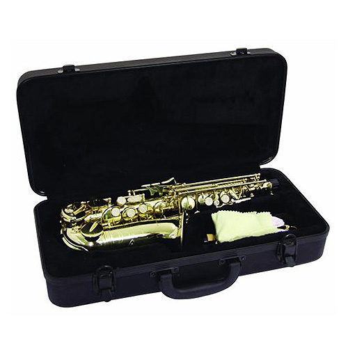 7157567bb Saxofon Dimavery Dimavery SP-20 B Sopran saxofon, zahnutý | Baby Zone