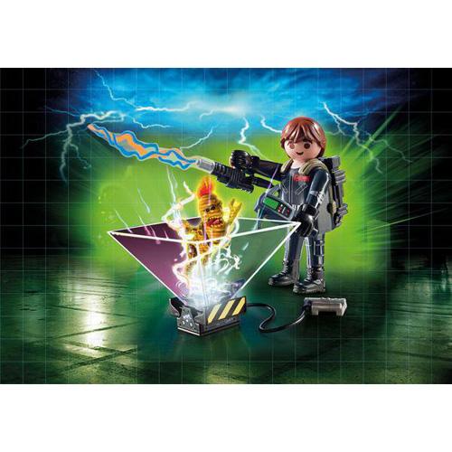Lovec duchů Venkman Playmobil Krotitelé duchů II., 19 dílků