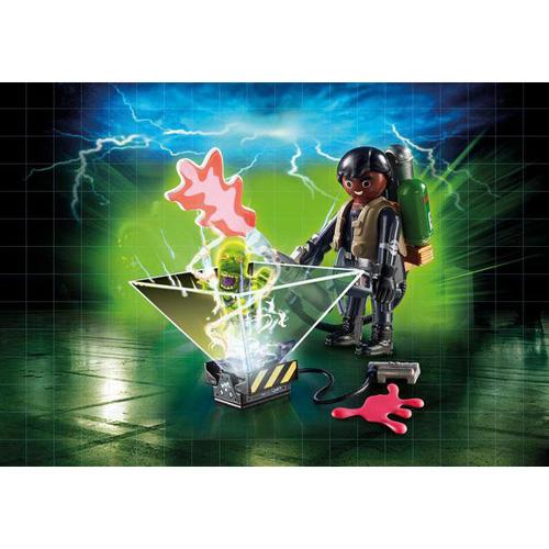 Lovec duchů Zeddemore Playmobil Krotitelé duchů II., 24 dílků