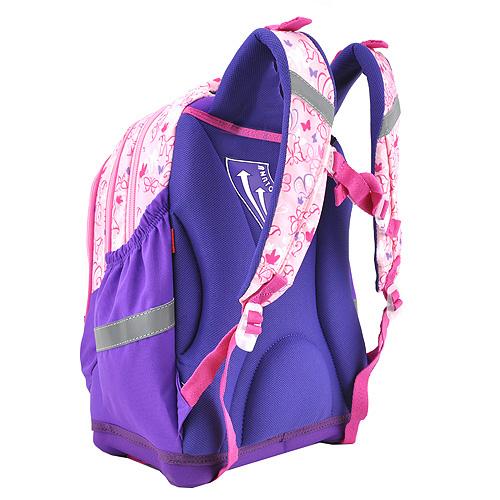 Školní batoh Target Květinová dívka 6056441145