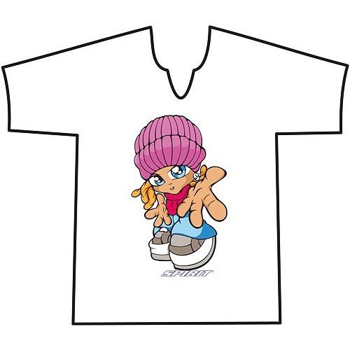 """Tričko Spirit Tričko s V NANA HANDS světle růžové """"10"""""""