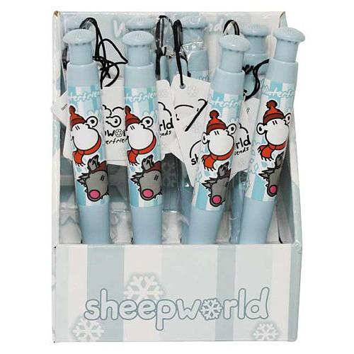 Kuličkové pero Sheepworld Kuličkové pero, Winter-Sheepworld