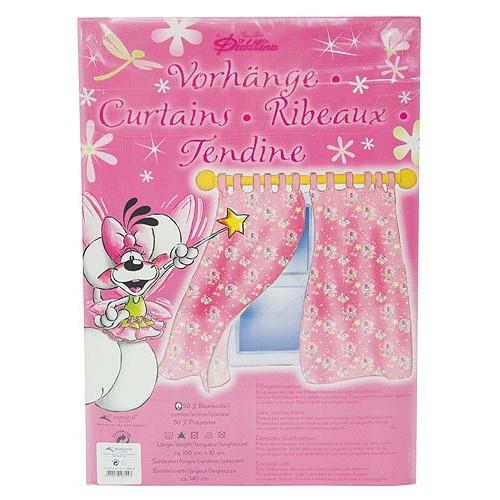 Diddl & Friends Záclona Fairy, Diddlina