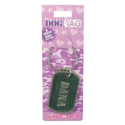 Angels at Heart Dog Tag jméno Dana, 021035