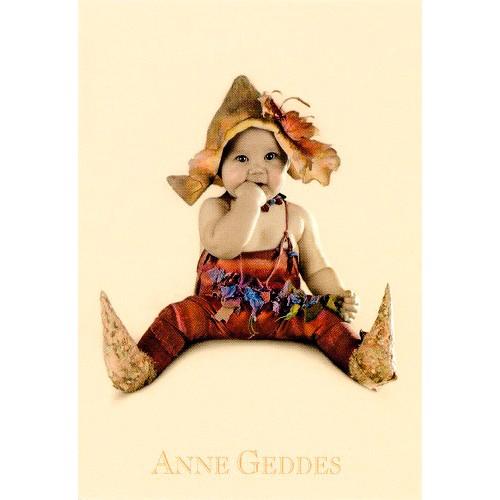 Blahopřání Anne Geddes Blahopřání malé, ECI - šašek
