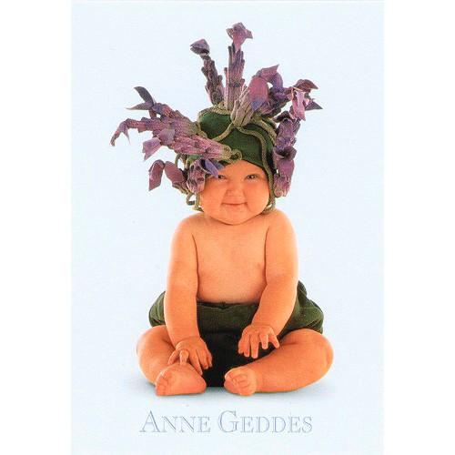 Blahopřání Anne Geddes Blahopřání malé, ECI - šalvěj