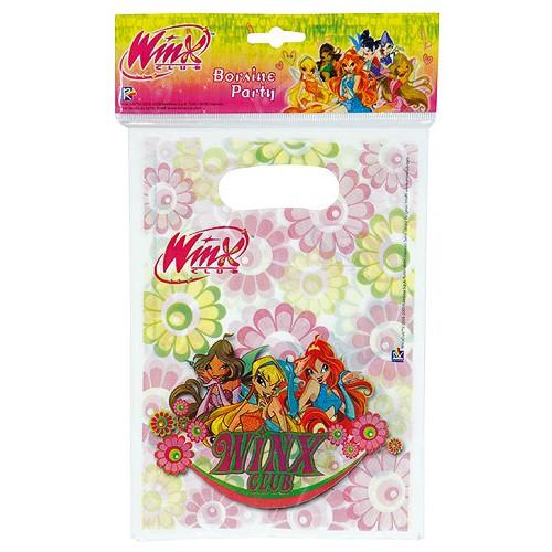 Taštičky Winx Club Taštička párty 6ks, WinX