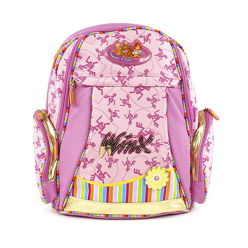 Školní batoh Winx Club #1 Friends 4 Ever, WinX