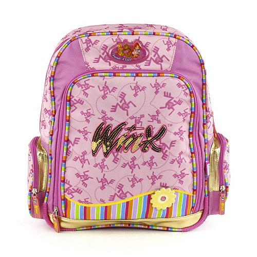 Školní batoh Winx Club #2 Friends 4 Ever, WinX