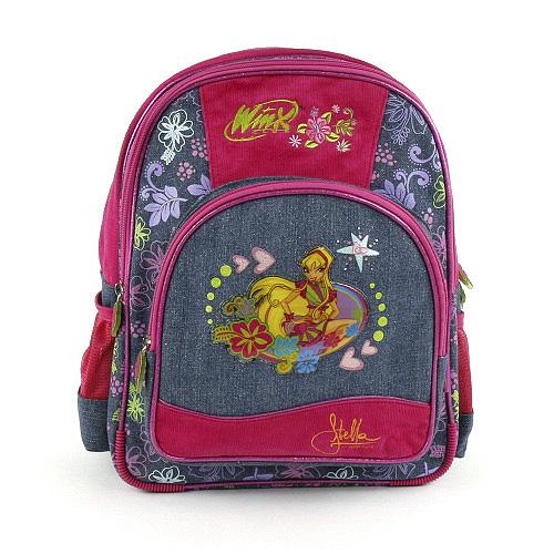 Školní batoh Winx Club #2 I love Jeans, WinX