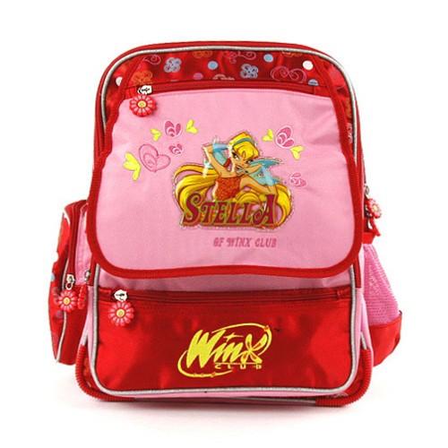 Školní batoh Winx Club #2 Red Fairy, WinX