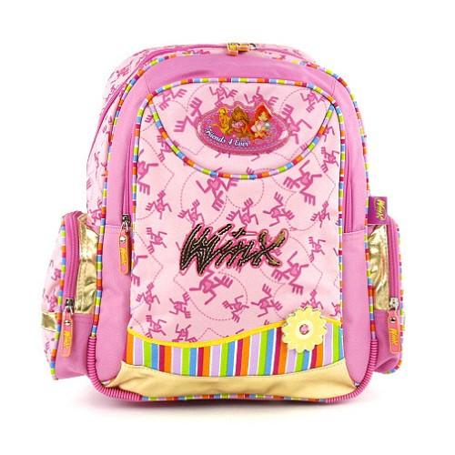 Školní batoh Winx Club #3 Friends 4 Ever, WinX