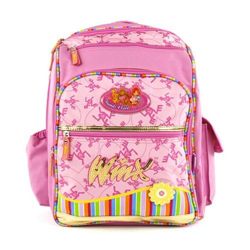 Školní batoh Winx Club #4 Friends 4 Ever, WinX