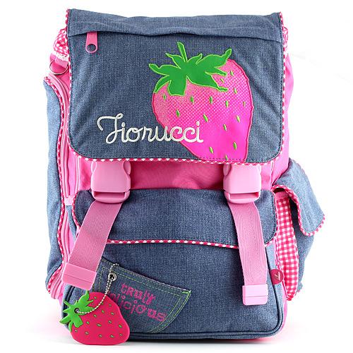 Školní batoh Fiorucci na přezky 8564006e91
