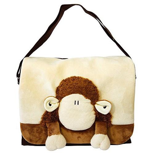 Taška přes rameno Sheepworld Taška přes rameno hnědá ovečka, Sheepworld