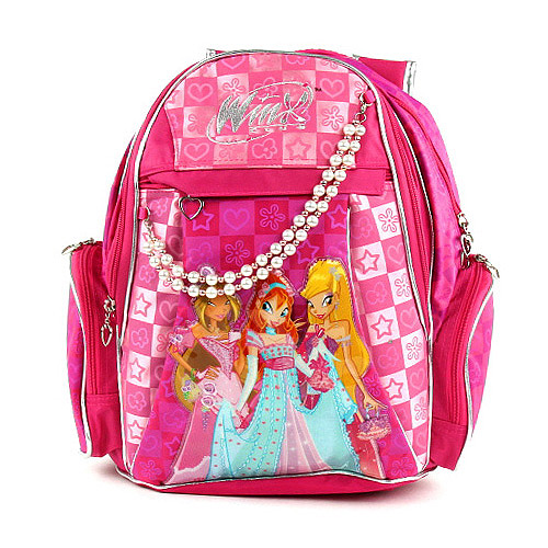 Školní batoh Winx Club #2 zipy princes, WinX