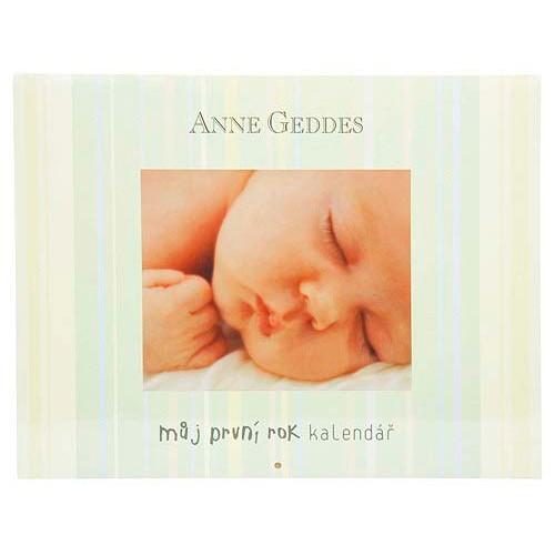 Anne Geddes Můj První Rok kalendář