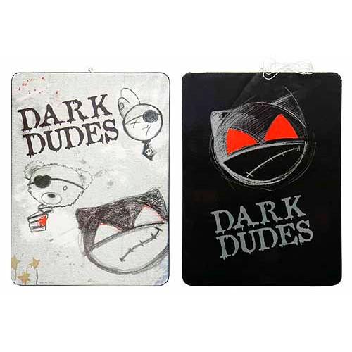 Banner Dark Dudes Banner na zavěšení, Dark Dudes