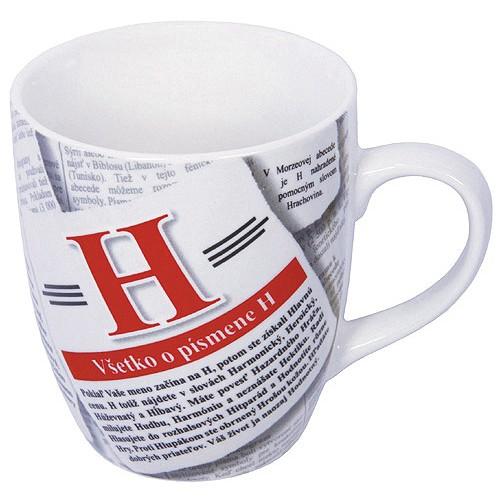 Co napoví písmena… Všetko o písmene H