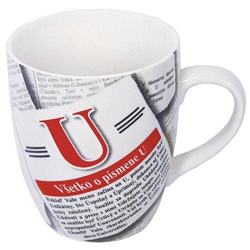 Co napoví písmena… Všetko o písmene U