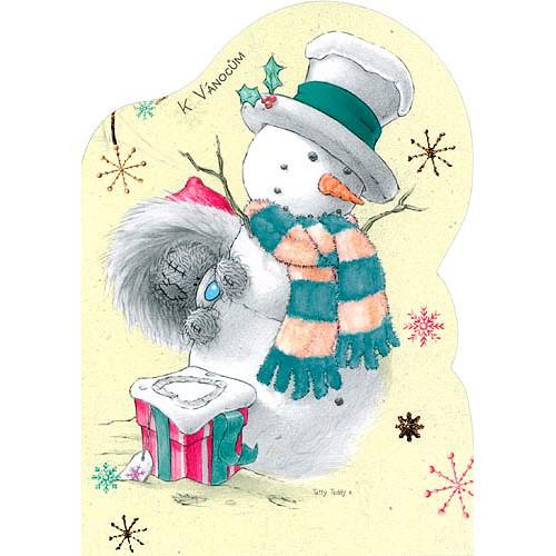 Blahopřání  Me to You K Vánocům