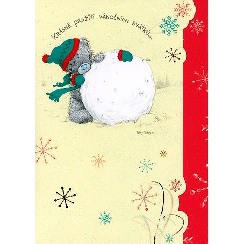 Blahopřání Me to You Krásné prožití vánočních svátků
