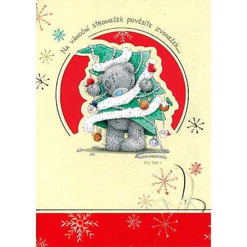 Blahopřání  Me to You Na vánoční stromeček