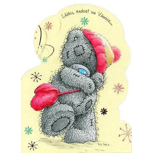 Blahopřání  Me to You Lásku, radost na Vánoce
