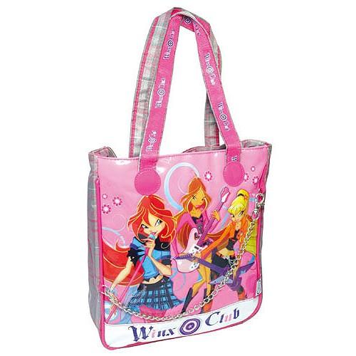 Nákupní taška Winx Club Taška shopping Rock, WinX Club