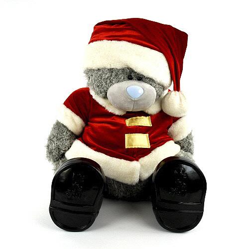 Medvídek Me to You Santa, 48 cm