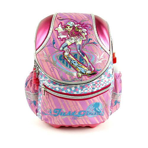 Školní batoh Cool Just Girls pink