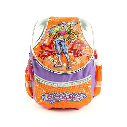 Školní batoh Cool Just Girls orange