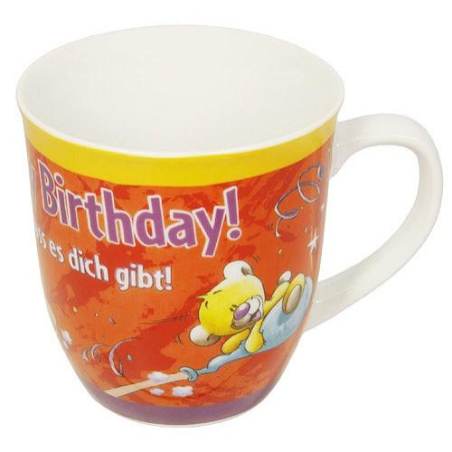 Diddl & Friends Hrnek Diddl Hrnek II. Diddl, Happy Birthday Shon Das es dich gibt!