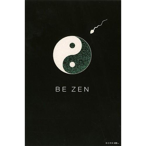 Blahopřání Born 2B BE ZEN