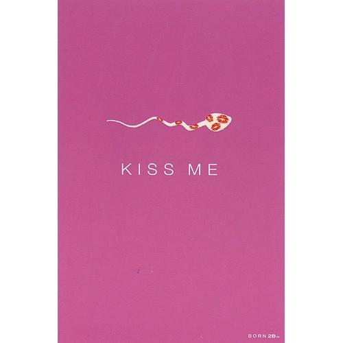 Blahopřání Born 2B KISS ME