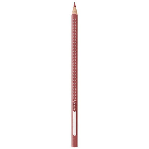 Faber-Castell Pastelky Grip 2001, indian red