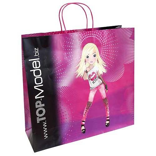 Papírová taška Top Model Papírová taška velká Top Model