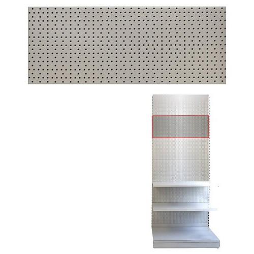 Bohnacker Zadní panel děrovaný Zadní panel 100 x 40cm - dirkovaný