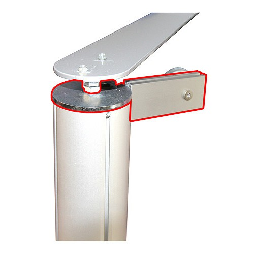 Bohnacker Úchyt na otočné sloupce/magnety Úchyt na otočné sloupce a na magnety