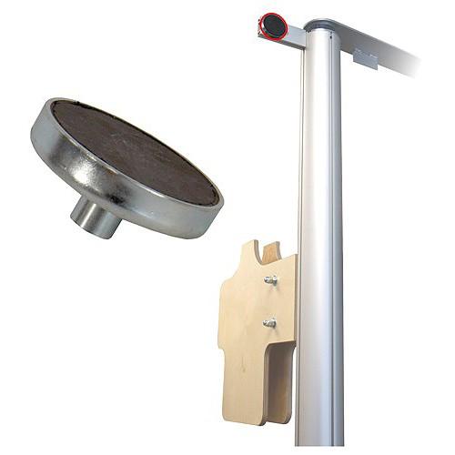 Bohnacker Magnet se šroubovacím ložiskem- 50 mm