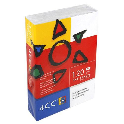 Spotřeba Papír do tiskárny A4, 120 g 500 ks papírů