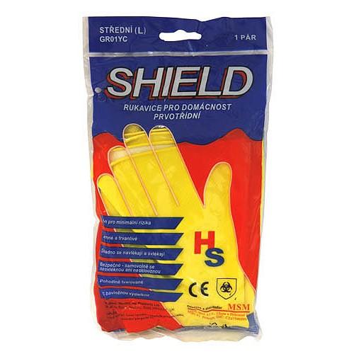 Spotřeba Rukavice Shield L