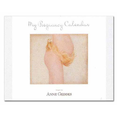 Anne Geddes My Pregnancy Calendar F -Renee Pregnant