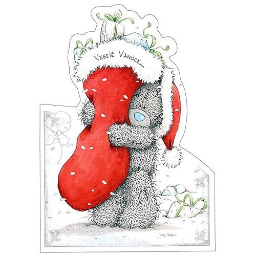 Blahopřání  Me to You Veselé Vánoce…