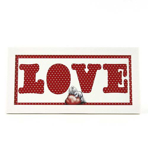 Fotorámeček Me to You Fotorámeček Sketchbook Love