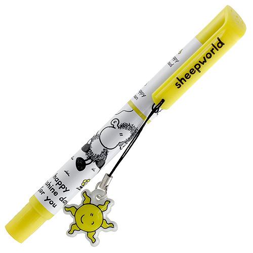 Kuličkové pero Sheepworld Kuličkové pero, Happy sunshine