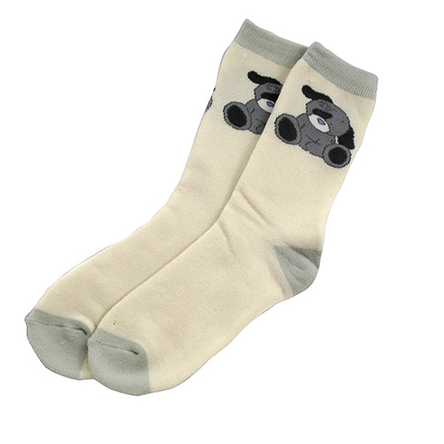 Ponožky  My Blue Nose Friends Ponožky 37-40 pejsek Patch