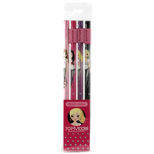 Tužky Top Model Tužky s vlaječkou Starmodel, Top Model