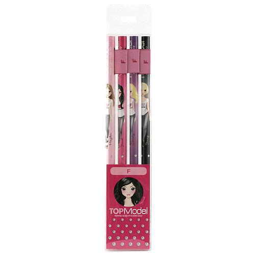 Tužky Top Model Tužky s vlaječkou F, Top Model